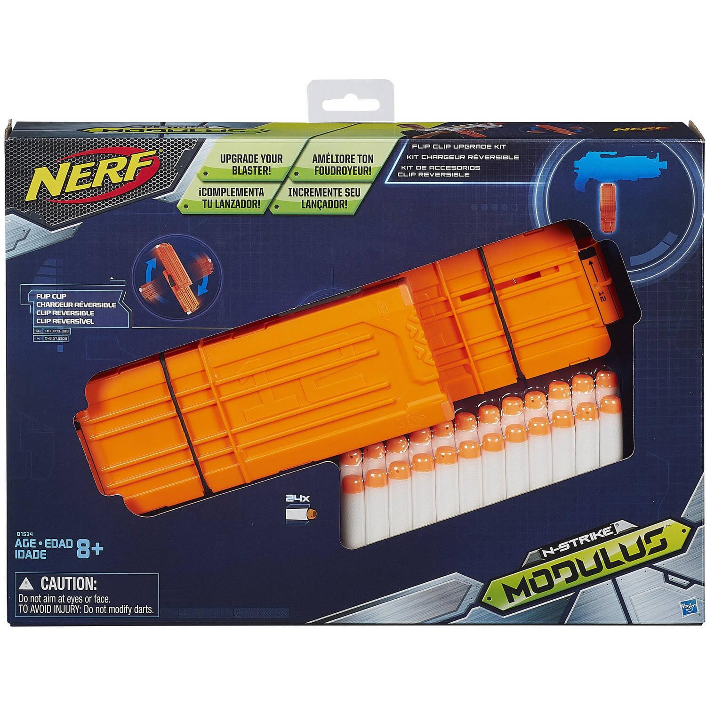 Nerf Modulus Flip Clip Upgrade Kit by Hasbro