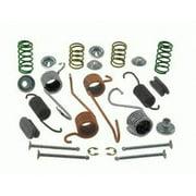 Carlson Quality Brake Parts H7208 Brake Combination Kit
