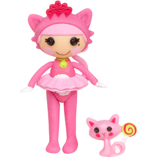 Mini Lalaloopsy Silly Fun House Jewel Sparkles Doll