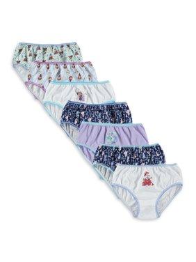 Frozen 2 Toddler Girl Underwear, 7 Pack