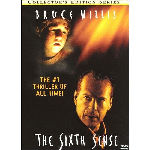 The Sixth Sense (Widescreen)