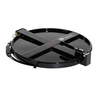 PIG DRM1072-RD Latching Drum Lid with Fast-Latch,Red