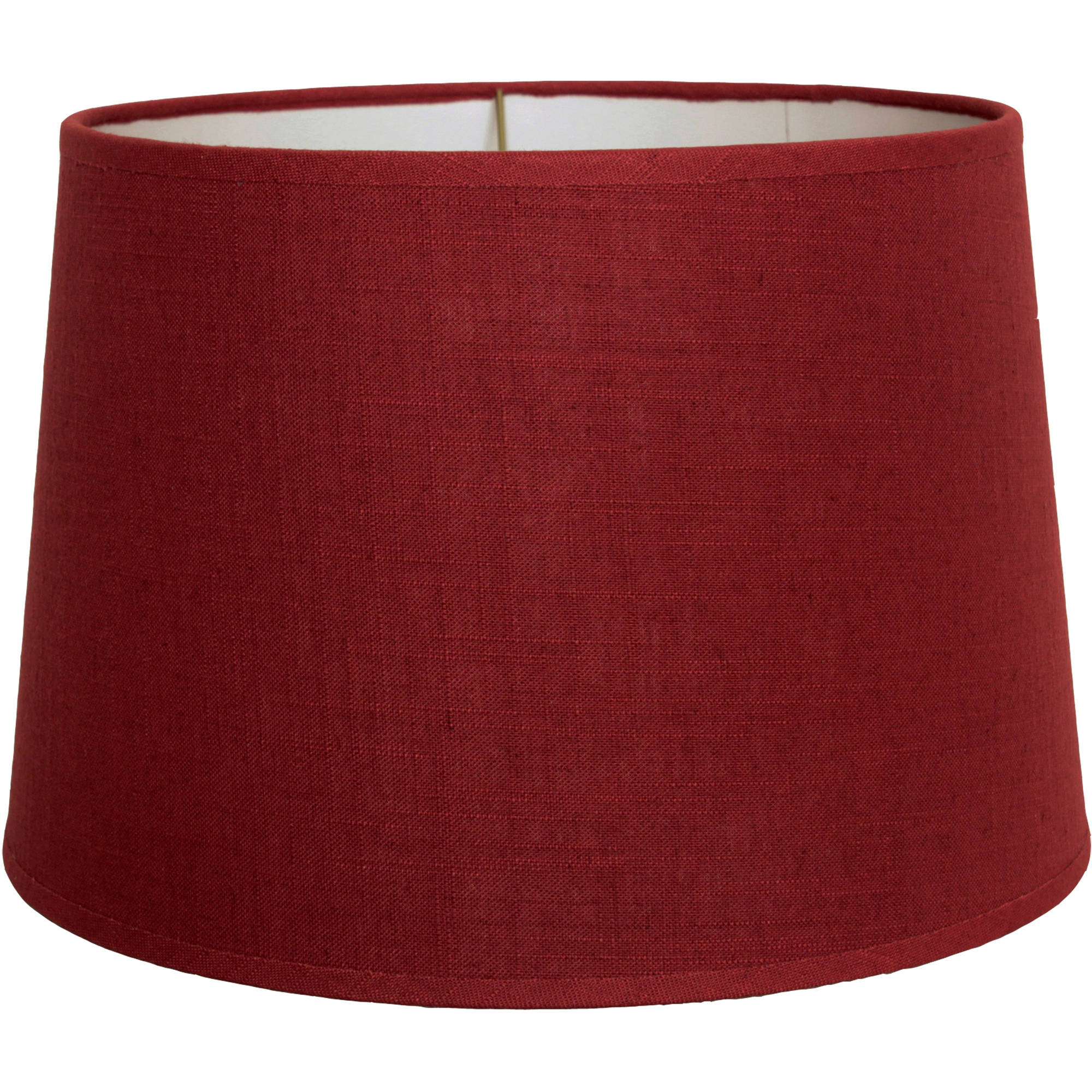 Classic Drum Lamp Shade, Multiple Colors (base not included)