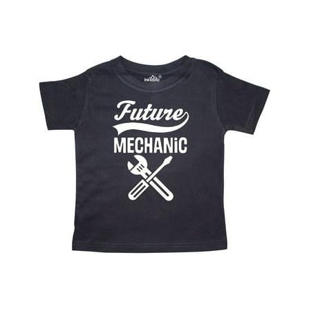 Future Mechanic Tools Childs Job Gift Toddler T-Shirt