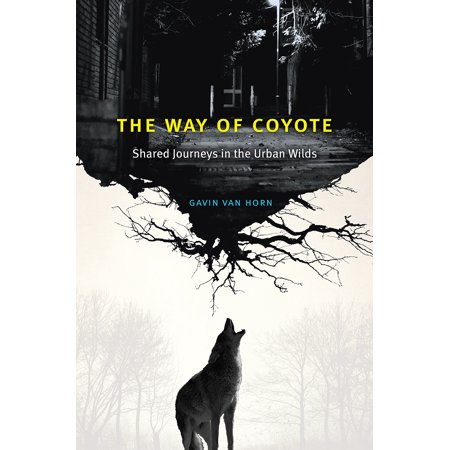 The Way of Coyote : Shared Journeys in the Urban (Best Way To Call Coyotes With Foxpro)