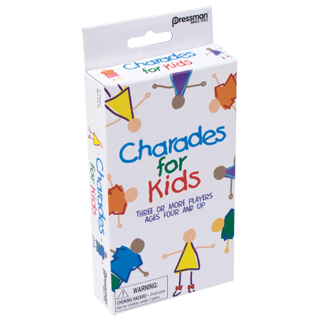 Charades for Kids Travel Version