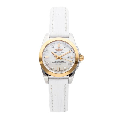 Pre-Owned Breitling Galactic 29 Sleek C7234812/A792 (Breitling Cockpit Lady)
