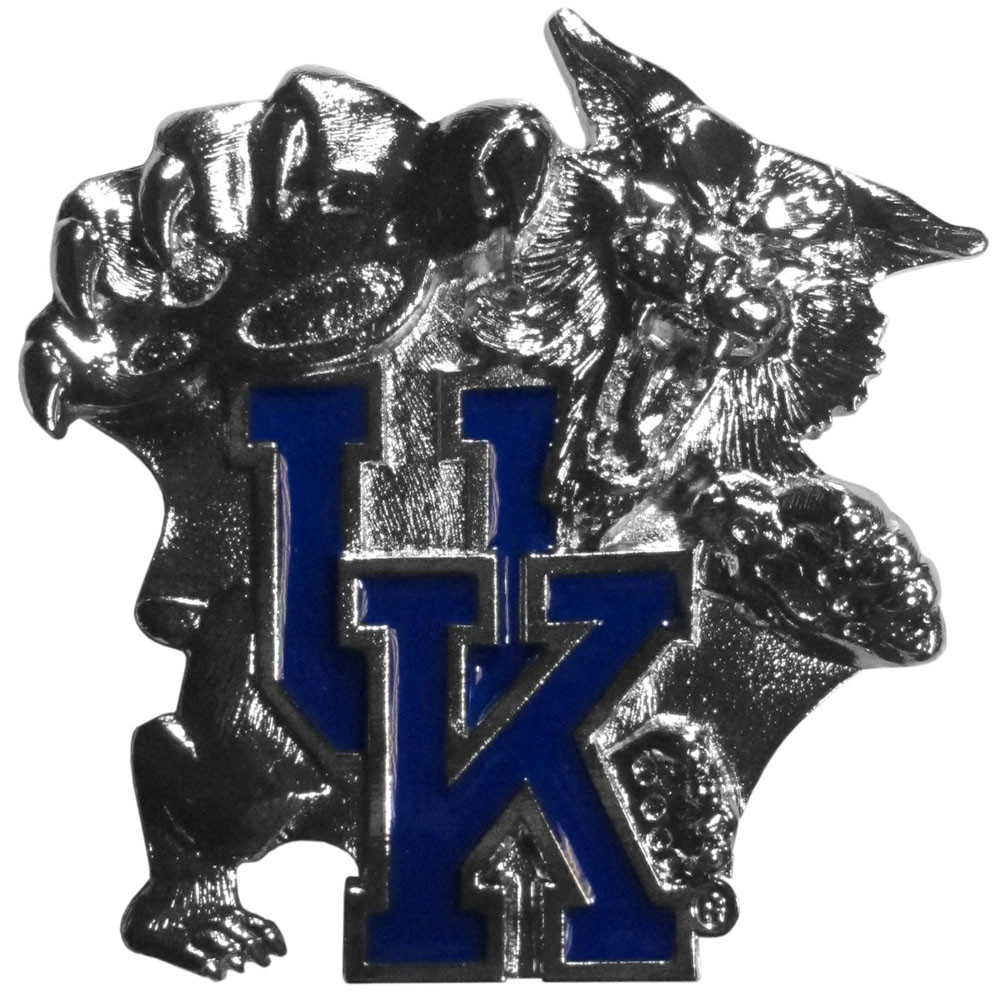 Siskiyou NCAA Kentucky Wildcats Trailer Hitch Cover Class II /& III