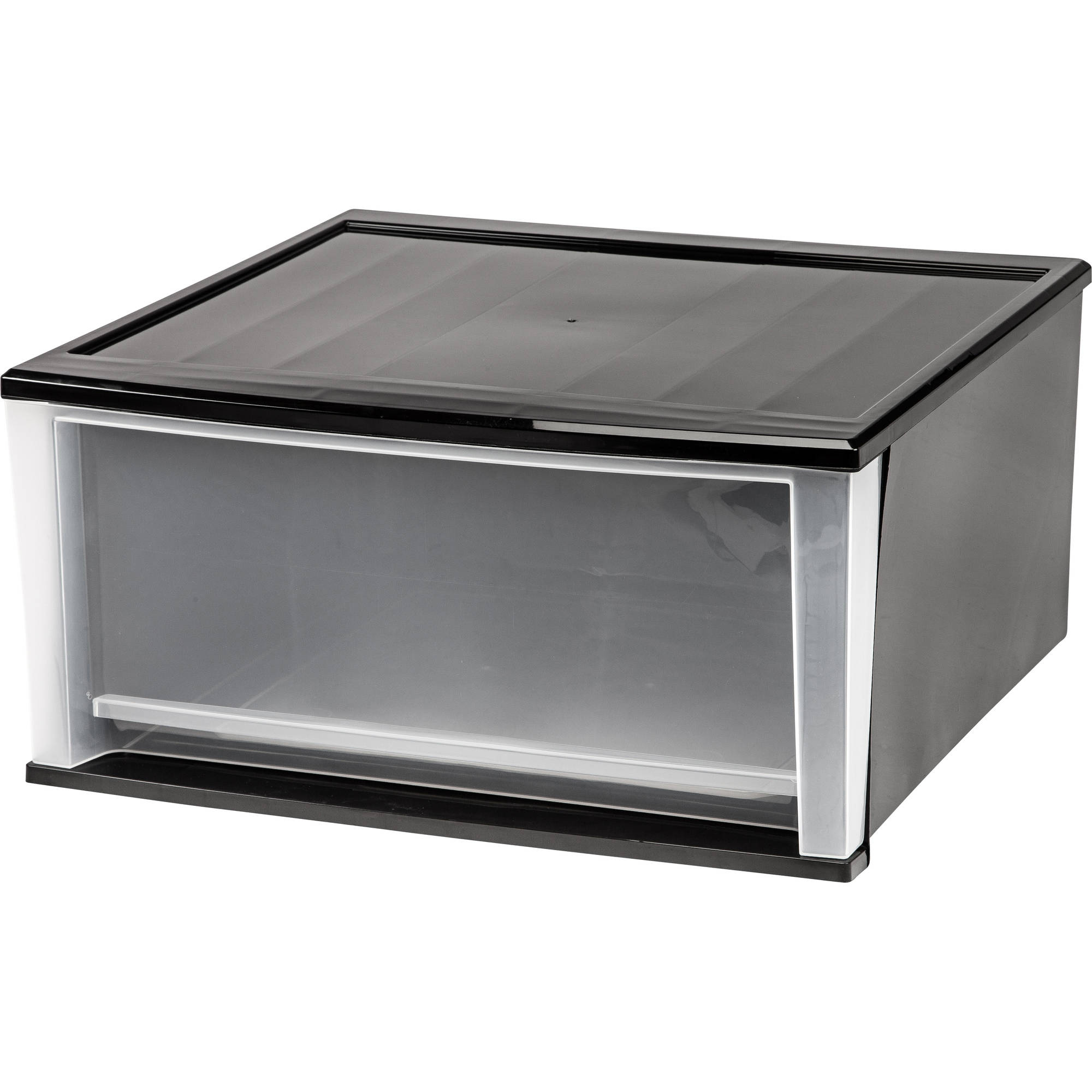IRIS 51 Quart Stacking Drawer