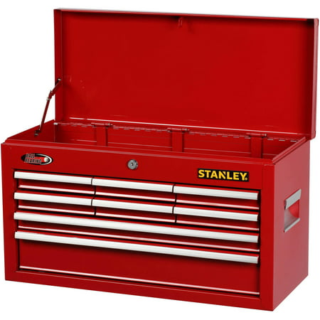 Stanley 8-Drawer Chest, Red - Walmart.com