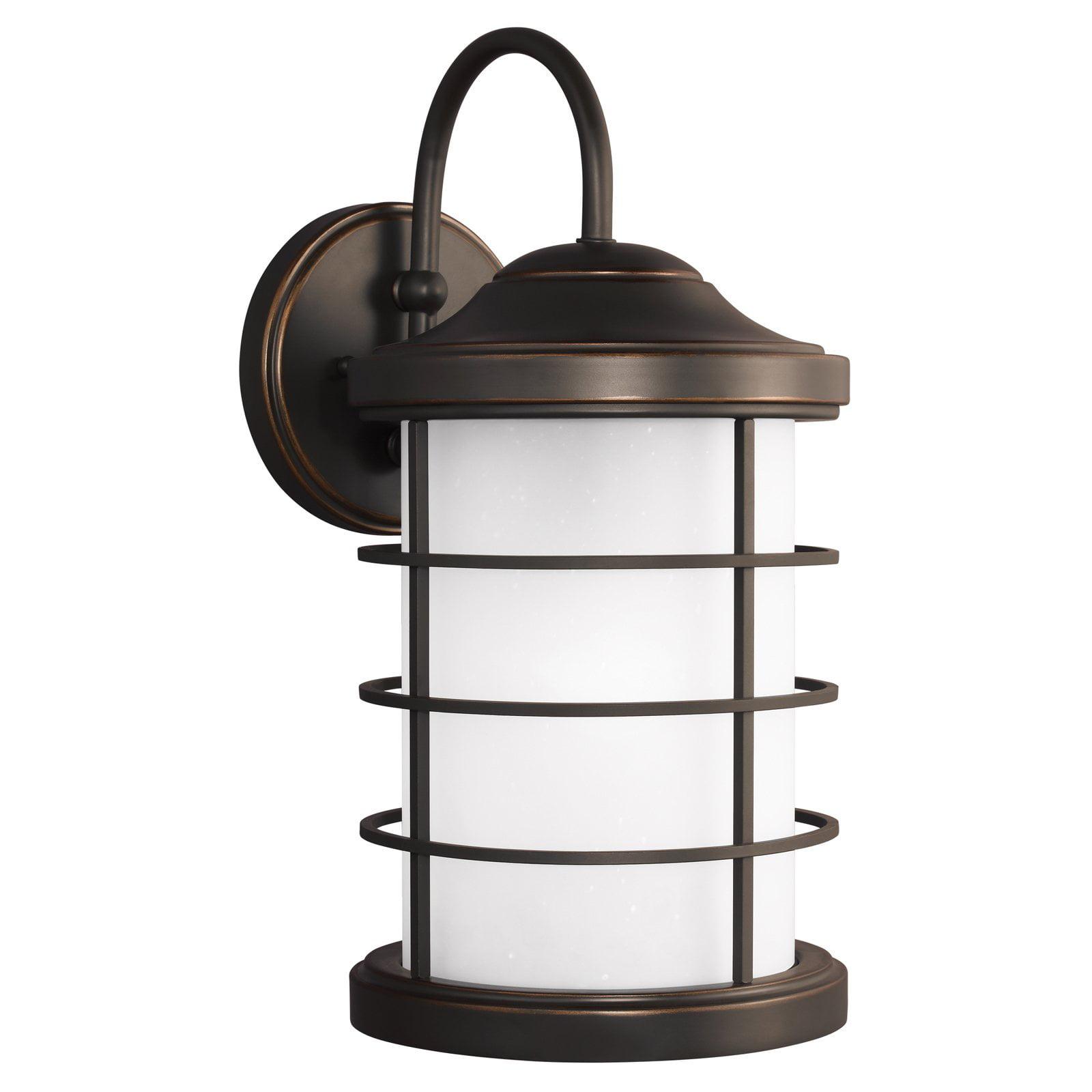 Sea Gull Lighting Sauganash 8624451 Outdoor Wall Lantern