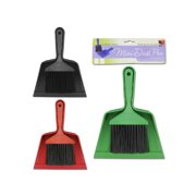 Mini Brush And Dust Pan Set (Pack Of 24) by Bulk Buys