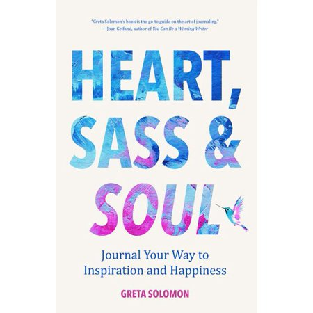 Heart, Sass & Soul: Journal Your Way to Inspiration and Happiness (Paperback) Discover the Life-Changing Power of Freewriting and JournalingDiscover who you are:  Writing for yourself is an incredible way to heal your heart, find happiness, and reconnect with the things that matter most. Journaling and freewriting can bring you a deeper level of self-awareness, allowing you to truly know who you are. Heart, Sass & Soul will show you how to develop a writing practice that nurtures inner strength and promotes a rich, fulfilled life.Recover the joy of creative self-expression:  As kids, many of us had vibrant imaginations and our lives were full of creativity. Over time, that self-expression gets lost in the busy routine of everyday life. But it doesn't have to be that way. The tips, techniques, and exercises for freewriting in this book will help you tap into that creativity deep in your soul.Writing can be your best self-care therapy:  Most of us, at some point in our lives, will lose something we truly love. That time in-between jobs, friends, relationships, homes, or whatever else, is the  great unknown.  Contrary to what some may tell you, this is not the time to make major, life-changing decisions. In the midst of loss and grief, you need self-care more than ever. In fact, the best thing to do in these times is write.A new approach to finding happiness:  If you love self-help books for women like Start Where You Are, Practice You, and 52 Lists for Happiness, you'll love this new approach. Heart, Sass, & Soul is not a journal. It's a method for writing freely that will change the way you live.With this essential guide, you will learn how to: Overcome self-doubt and develop a new creative identityTransform dark times into something beautifulFind moments for healing yourself without judgementBecome empowered with uninhibited self-expression
