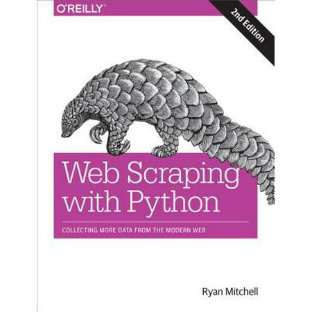 Web Scraping with Python - eBook (Mitchell Ryan Halloween)