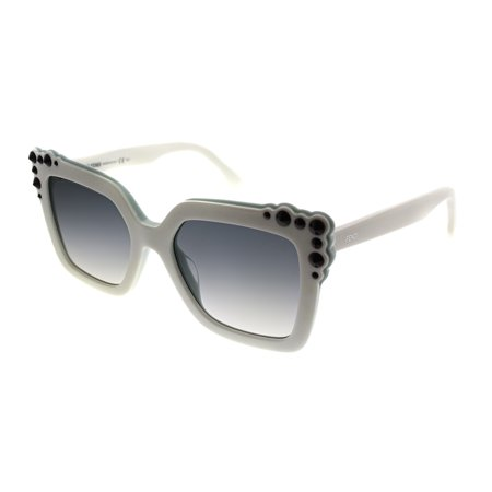 Fendi Can Eye FF0260 0GA Women's Square (Oakley Gascan Glasses)