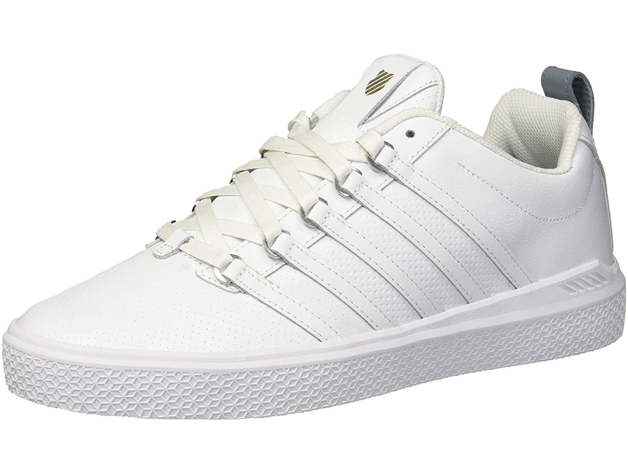 K-Swiss Men's Donovan Sneaker, White