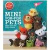 Mini POM-POM Pets : Make Your Own Fuzzy Friends
