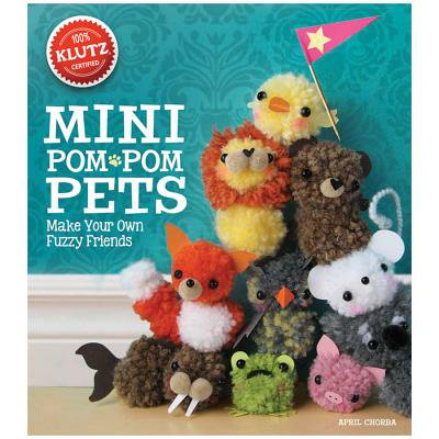 MINI POM POM PETS (Letters To Make Your Best Friend Cry)