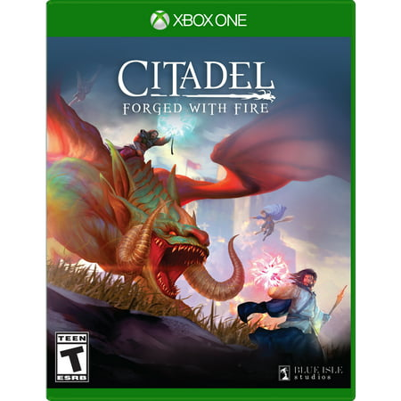 Citadel: Forged With Fire, Blue Isle Studios, Xbox One, 884095196066