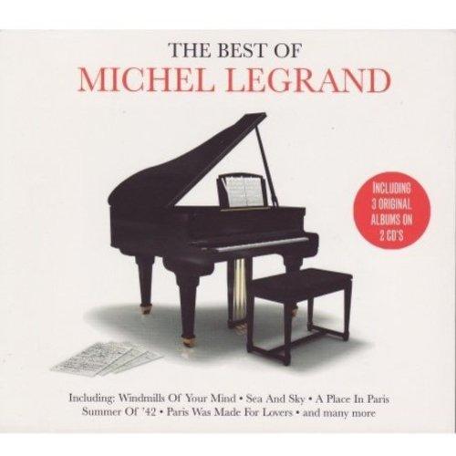 Michel Legrand - Best of Michel Legrand [CD]