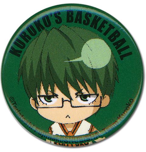Kurokos Basketball Midorima Button 1.25Inch