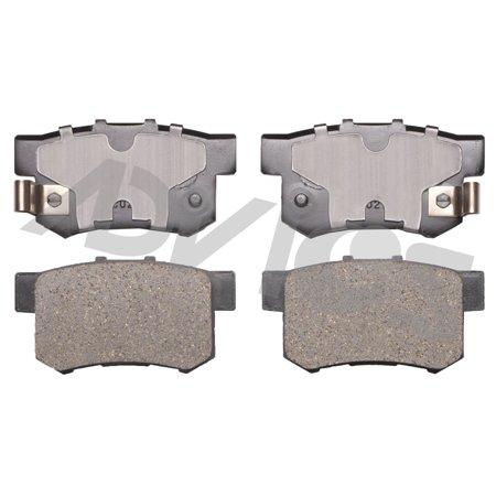 Advics AD Disc Brake Pad Set For Acura CL Legend RDX RL TL - Acura tl brake pads