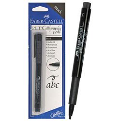 Calligraphy Supplies (Faber-Castell PITT Calligraphy)