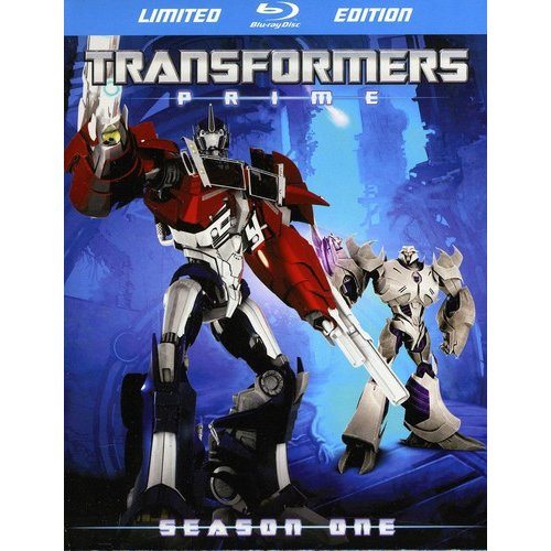 Transformers Prime: Season One (Blu-ray) (Widescreen)