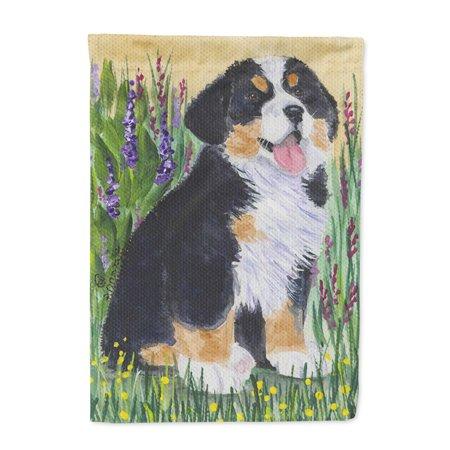 Bernese Mountain Dog Flag