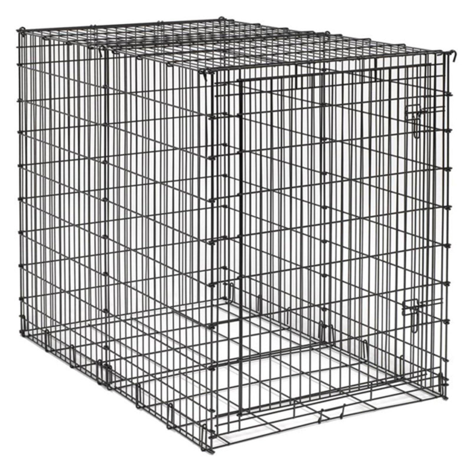 "Midwest Big Dog Crate, Black, 54"" x 35"" x 45"""