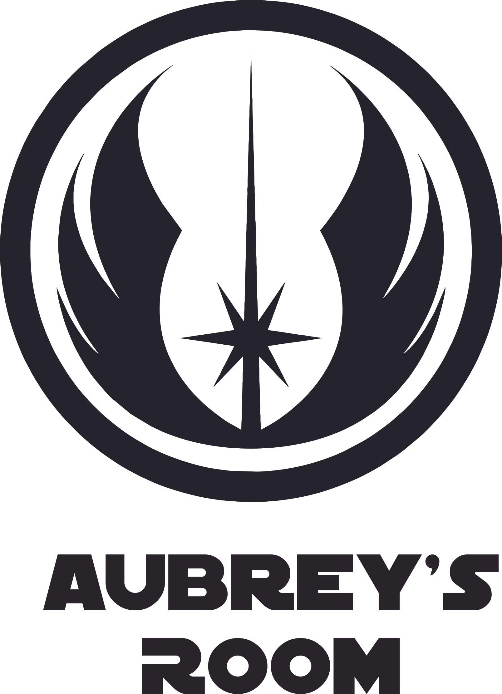 Jedi Order Logo Vinyl Decal