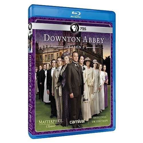 Masterpiece Classic: Downton Abbey (Blu-ray)