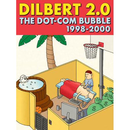 Dilbert Halloween Comic (Dilbert 2.0: The Dot-com Bubble: 1998 TO 2000 -)