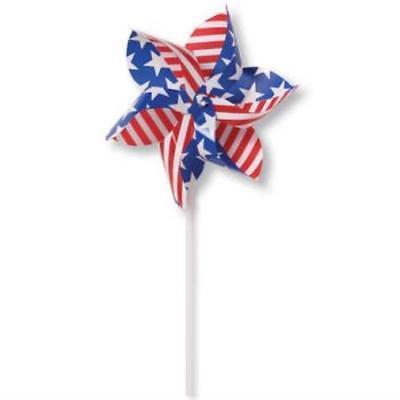 Patriotic Pinwheel, 5PK (Patriotic Pinwheels)