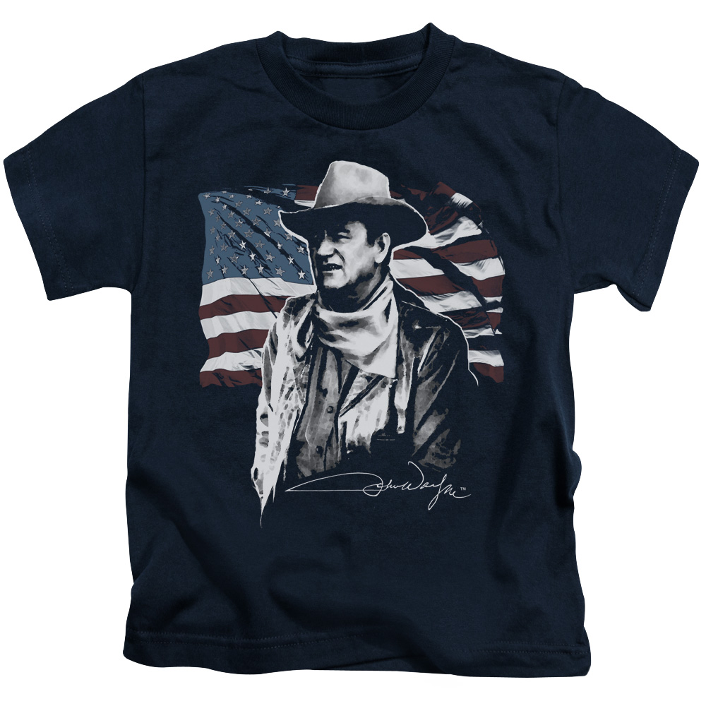 John Wayne American Idol Little Boys Shirt