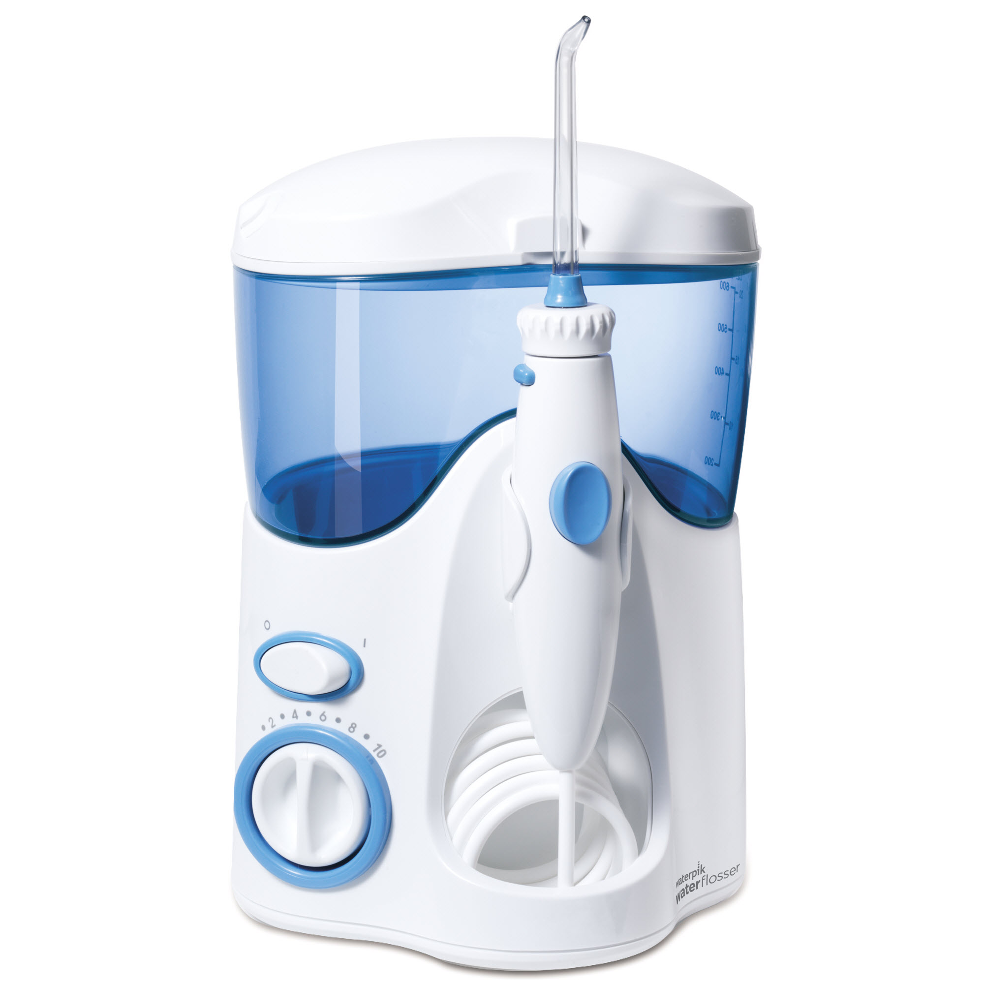 Waterpik Ultra Countertop Water Flosser WP-100, White