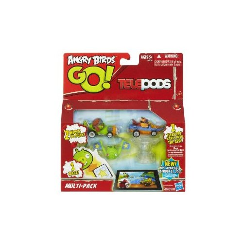 Angry Birds Go! Telepods Multi-Pack