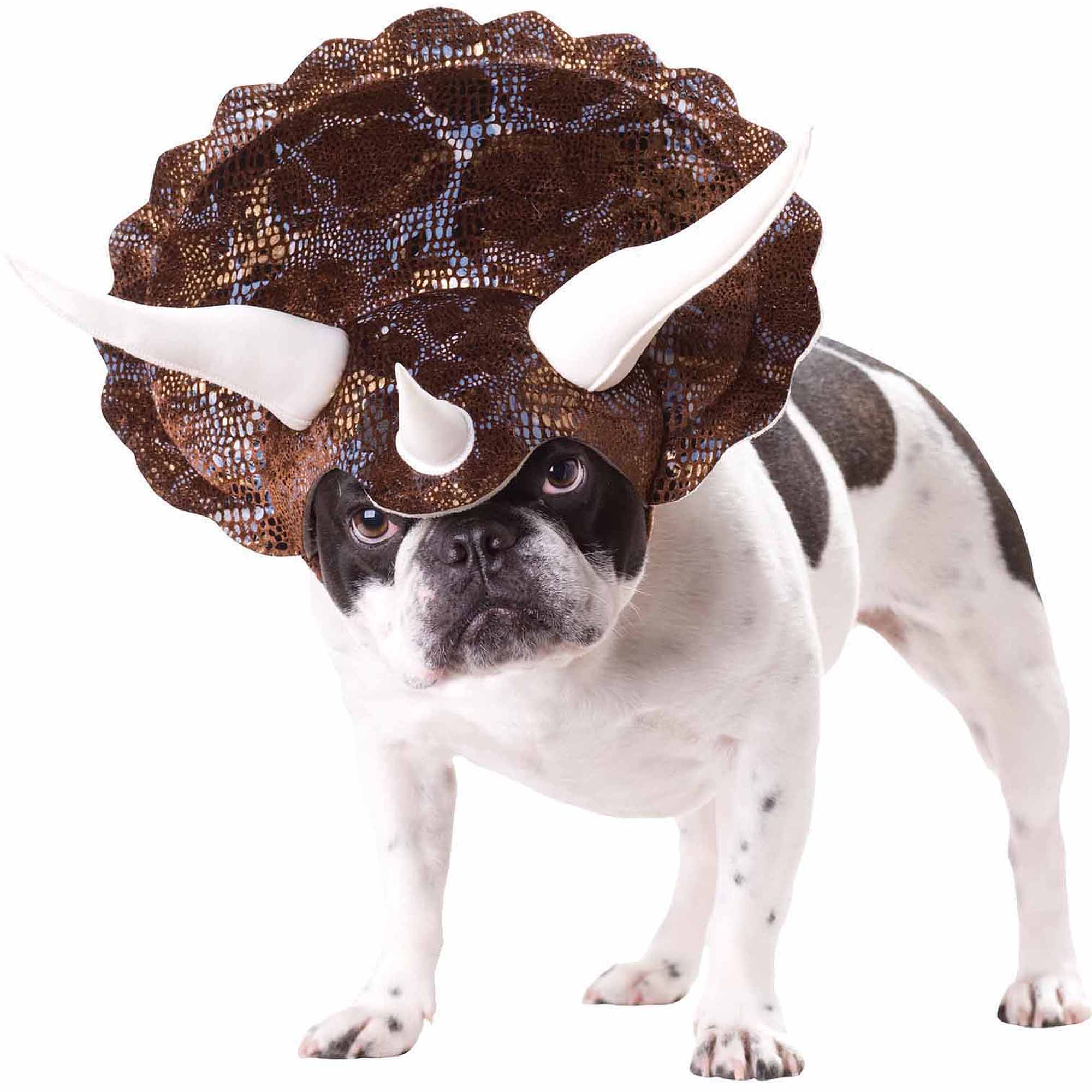 Triceratops Animal Planet Halloween Pet Costume (Multiple Sizes Available)
