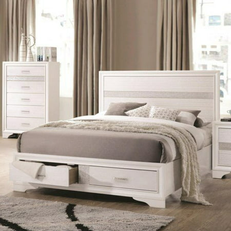 Coaster Furniture Miranda Storage Bed Walmart Com