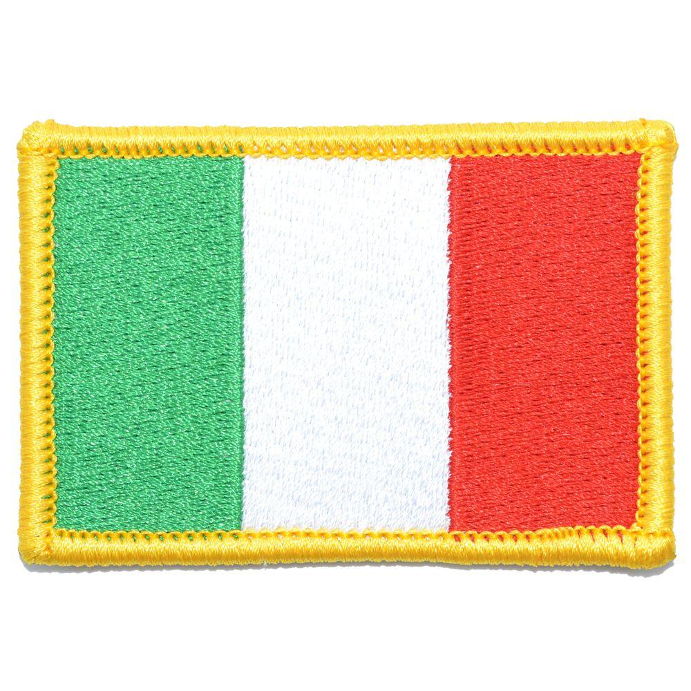 Flag of Italy - 2x3 Patch