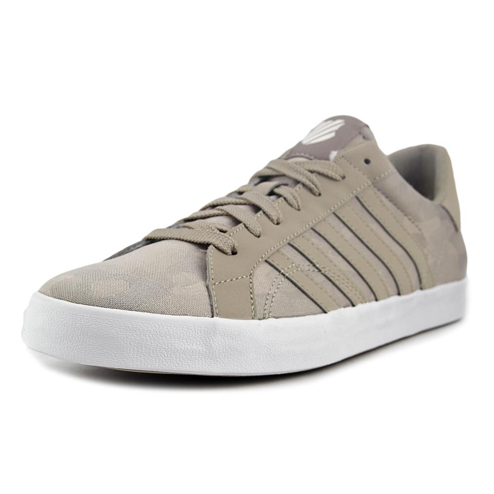 K-Swiss Belmont So T Camo Round Toe Synthetic Sneakers by K-Swiss
