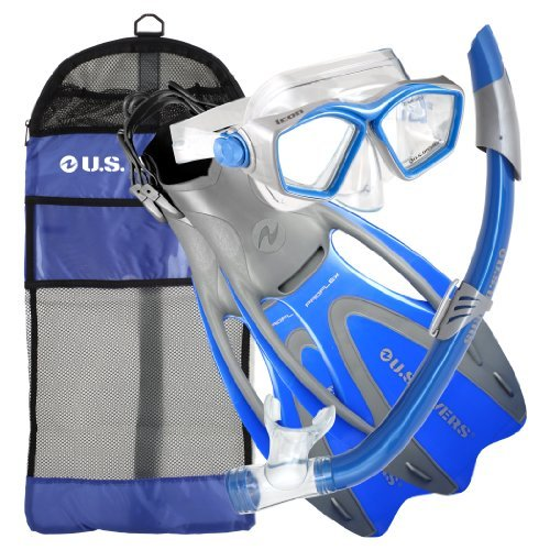 Icon Sea Breeze Proflex Gear Bag, Blue, Large