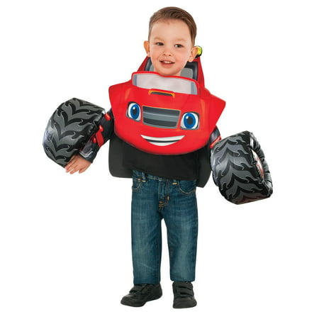 Blaze & the Monster Truck: Blaze Tunic Toddler Costume XS - Monster Truck Costume