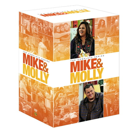 Mike & Molly: Season 1-6 (DVD)
