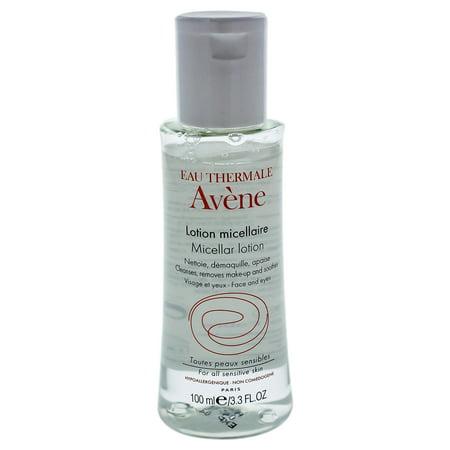 Avene Skin Recovery Cream (Micellar Lotion by Avene for Unisex - 3.4 oz Cleanser )