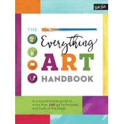 The Everything Art Handbook - eBook
