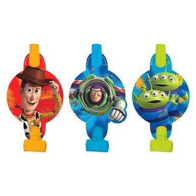 Party Blowouts (Toy Story Power Up Party Blowouts [8 per)