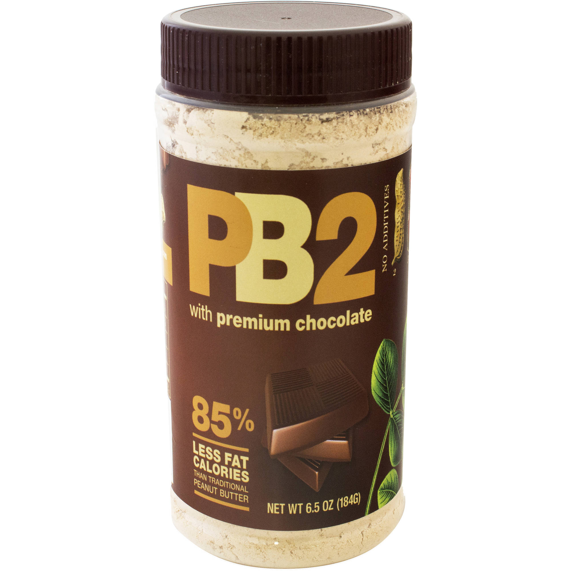 PB2 Powdered Peanut Butter with Premium Chocolate, 6.5 oz