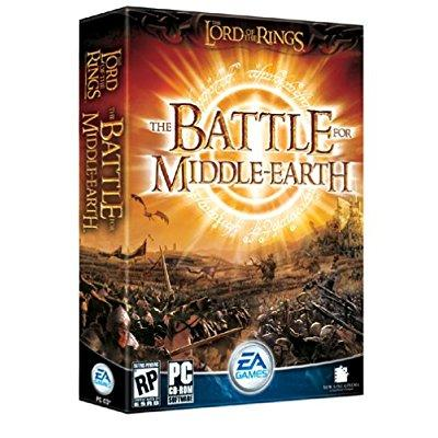 Electronic Arts the lord of the rings: the battle for mid...