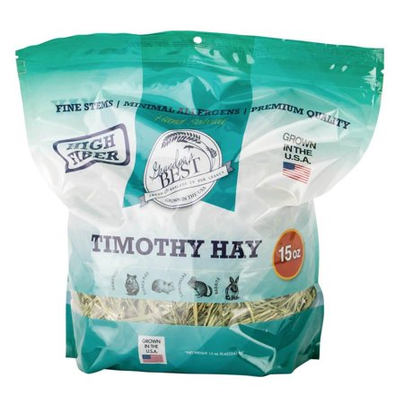 Grandpa'S Best Timothy Hay Bale, 15 Oz